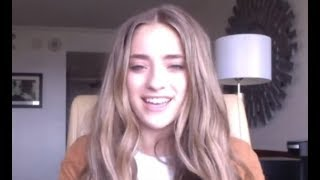 """Download Lagu Brynn Cartelli, 'The Voice'"""" champ for Season 14, chats historic win and Kelly Clarkson 