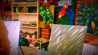 Painting classes for beginners