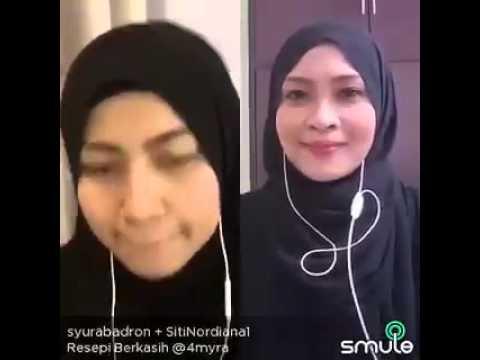 Resipi berkasih -Sitinordiana & Syura Badron