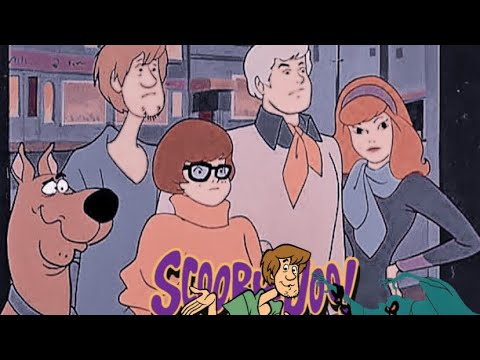 Scooby Doo ( Where Are You! )funny Moments Part 1 video