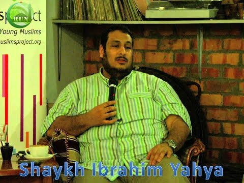 Shaykh Yahya Ibrahim's hilsen til muslimer i Norge