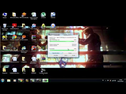 tutorial como descargar age of mythology + the titans by wowinteractive1