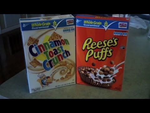 VersaEmerge: How To Make A Bowl Of Cereal