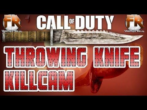 Throwing Knife Killcam | Trickshot, Bankshot And Across Map | Call Of Duty Series video