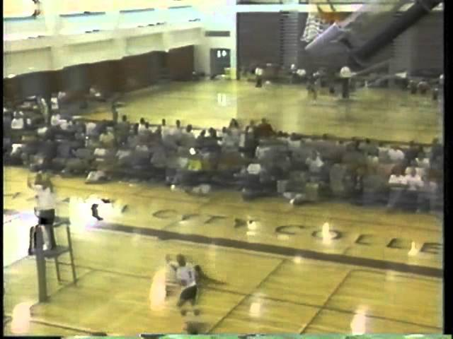 1999 Golden West College Women's Volleyball State Championship Semi-Finals