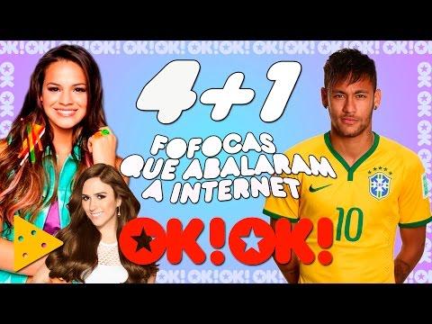 A revolta com Famous, Neymar, Bruna Marquezine, Tatá Werneck, Rihanna e Drake
