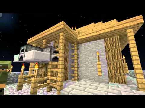 Minecraft - SkyBlock Survival #09 - Wielki Powr ót! (KONIEC SERII)
