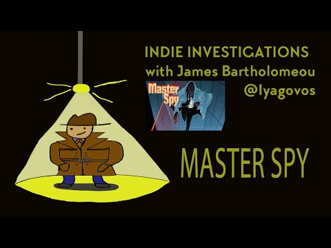 Indie Investigations: Master Spy