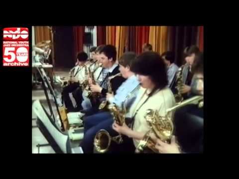 NYJO Video Archive 9 minute Compilation
