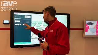 ISE 2019: Ricoh Highlights Virtual Reception Solution of Digital Workplace Solutions Products