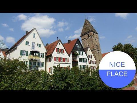 NICE PLACE: Ulm an der Donau in GERMANY
