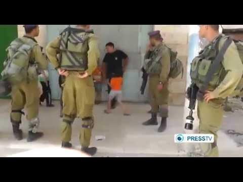 BRUTAL ARREST of 5- year- old Palestinian CHILD - Voiced Outrage around the world!