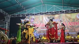 Tari Topeng Jabung Malangan / Dalam rangka selamatan Desa Jabung, Kecamatan Jabung, Kabupaten Malang