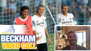Winning LaLiga and Zidane's final training are among my dearest moments | David Beckham