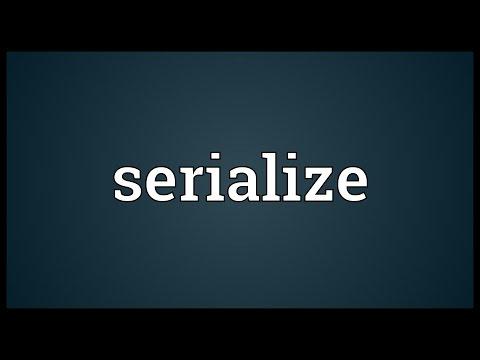 Header of serialize