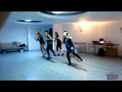 Seoul Beat  Learning & Practice (Got7- Just right)