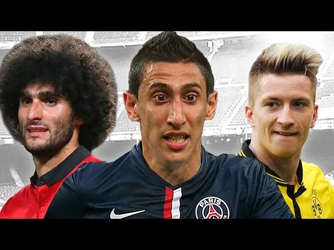 Transfer Talk | Angel Di Maria to PSG for £63m?