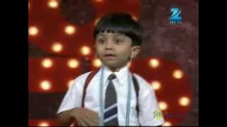 Indias Best Dramebaaz March 10, 2013 - Nihar
