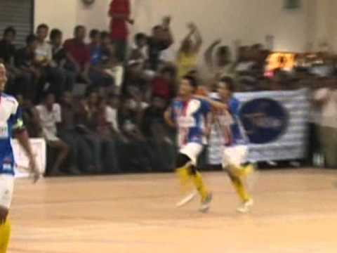 KL FELDA United juara Liga Futsal Kebangsaan