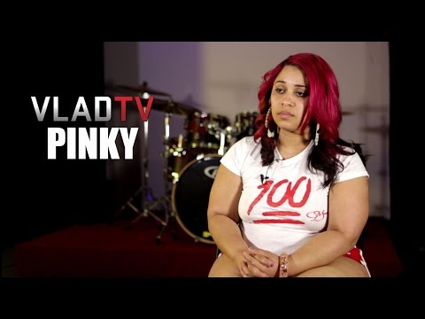 Pinky: White Women In My Industry Are Known For Being Nastier video
