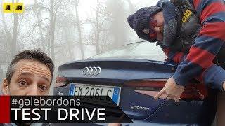 Audi A5 g-tron   Con il metano, 8 euro di risparmio per 100 km...