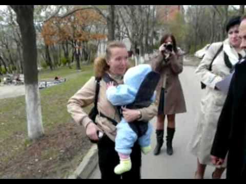 Жители Владивостока решают вопросы...