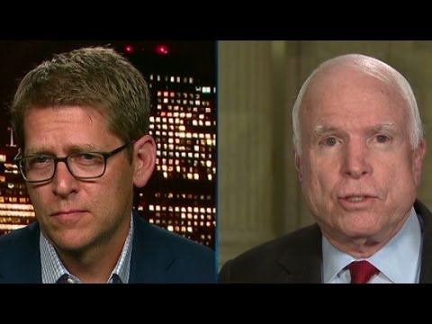McCain: Facts are stubborn things Mr. Carney