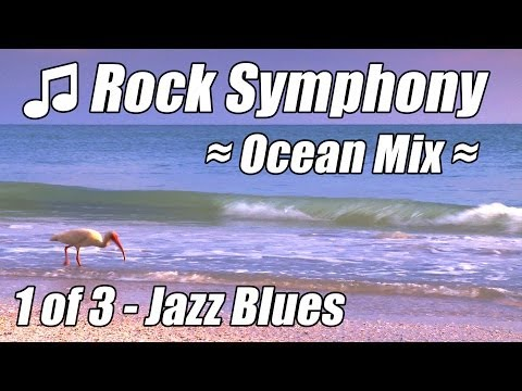 Jazz Blues Soft Rock Symphony Slow #1 Relaxing Romantic Study Music Relax Piano Songs Sax Flute HD