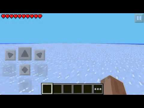 Minecraft PE WORST SEED EVER!