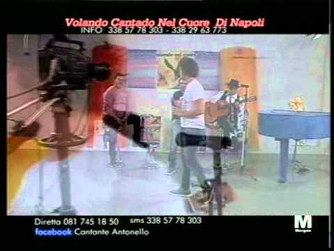 """Christian Dion canta """" Nun chiagnere """" Testo e musica del maestro Mauro Nardi"""