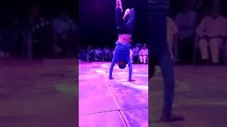 Stage per hip hop dance