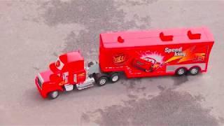 Cool Mcqueen 47cm long wheelbarrow at CONTROLLER Toys for Kids / Kids video / Cars Mcqueen