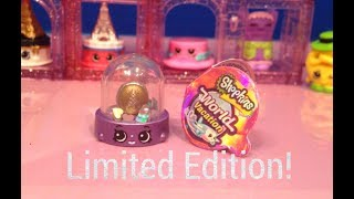 ~ LIMITED EDITION FOUND! ~ Petite Paris ~ Shopkins Season 8 ~ World Vacation ~ Mega Pack ~ 2-Pack