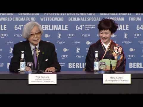 Chiisai Ouchi | Press Conference Highlights | Berlinale 2014
