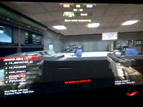 Cara Main Game Pointblank Khusus Newbie