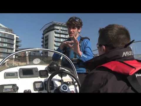 Powerboating Top Tips - With Jon Kirby - Southampton Water Activities Centre