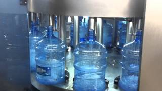 5 Gl PC Bottle Rotary Filling Unit