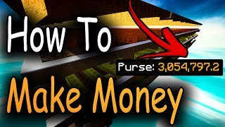 Hypixel Skyblock - How To Make Money (5k Per Minute)