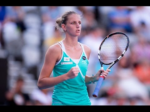 2015 Apia International Sydney Semifinal WTA Highlights
