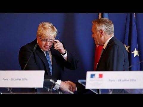 Boris Johnson wants UK to remain key partner in Europe
