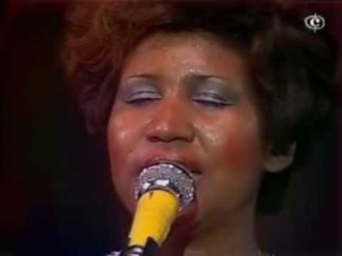 Aretha Franklin - Greatest love of all, live in Paris, 1977