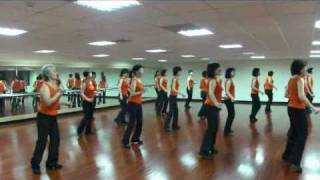 Country 2 Step  2步舞曲 linedance CD 9-9 Teach n Demo