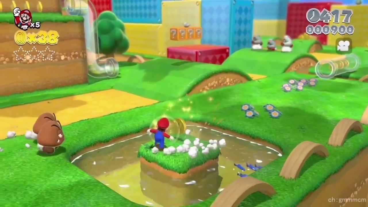 スーパーマリオ 3Dワールドの画像 p1_14
