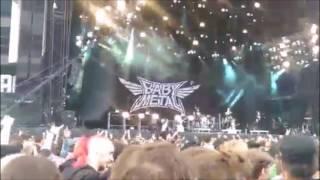 """download lagu Babymetal - """"road Of Resistance"""" Live  Download Festival gratis"""