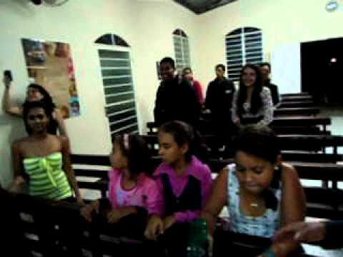LOUVOR CONGREGAÇÃO BATISTA DE MUTUM MUSICA INÉDITA