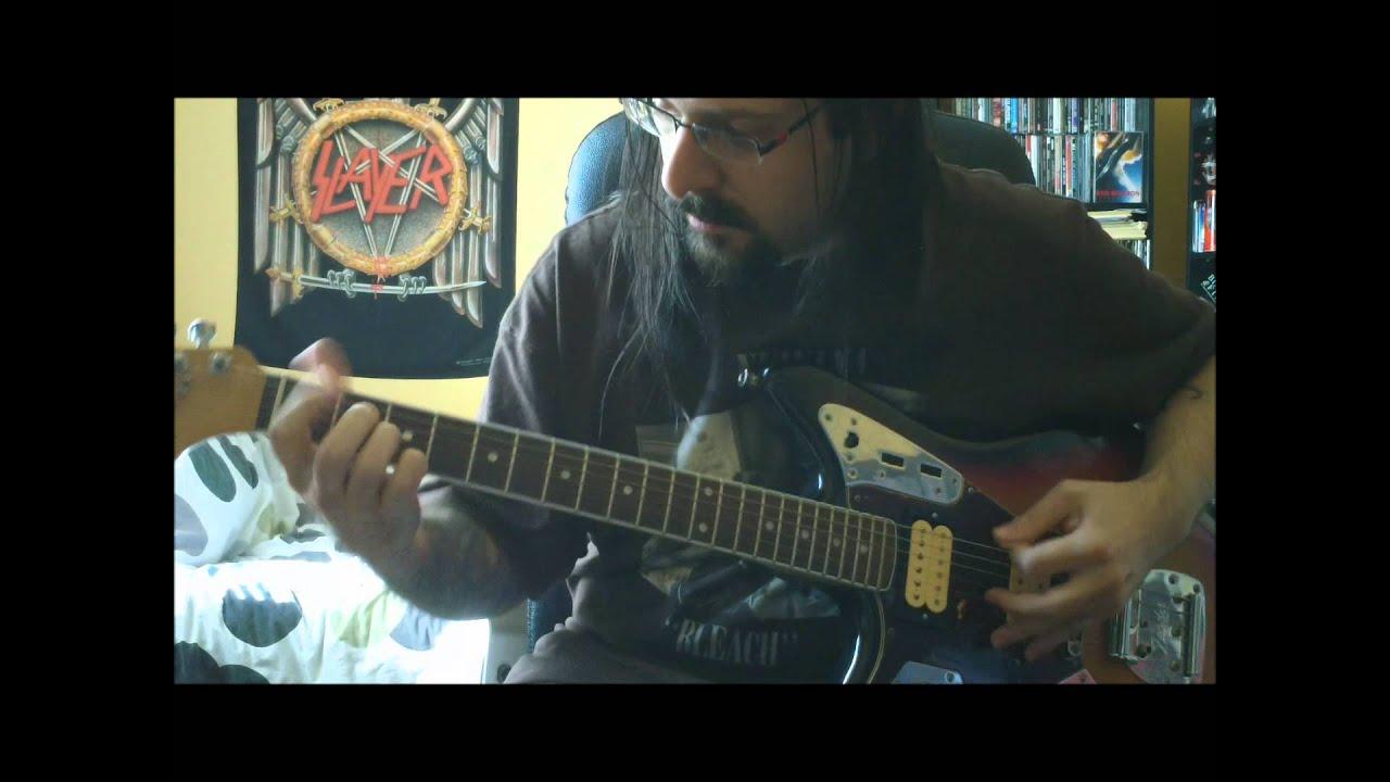 Karma police guitar