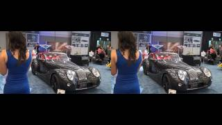 2011 Los Angeles Auto Show highlights LA CAR SHOW in 3D YT3D Stereoscopic