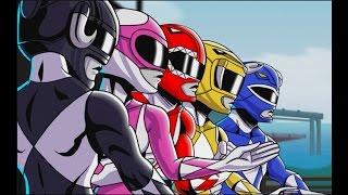 Anuncio de la vuelta de Power Rangers