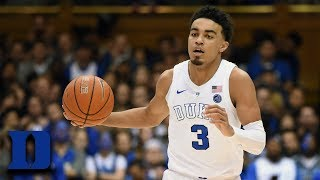 ACC Top Returning Players: Duke's Tre Jones