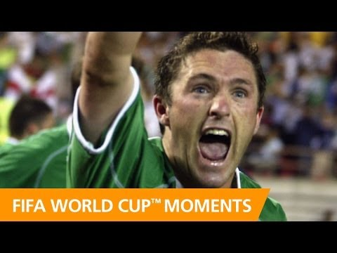 World Cup Moments: Robbie Keane